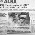 Sull'inquinamento ad Alba, cosa blaterano i giornali?